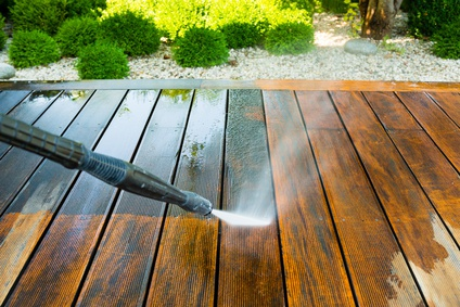 Pressure Washing Uckfield East Sussex